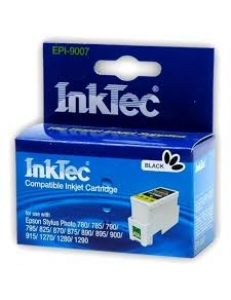 Картридж T036140 Epson Stylus C42 black InkTec 00013923