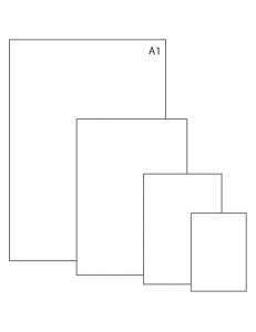 Ватман А1 (610х860мм), 200г/м2 (1лист) Гознак 000810