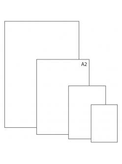 Ватман А2, (420*594мм) 200г/м2  (1лист) Гознак 000811