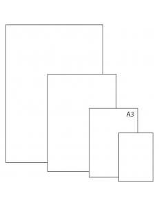 Ватман А3, (297*420мм) 200г/м2  (1лист) Гознак 000812