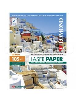Бумага для лазерной печати (105/А4/250л.) матовая двусторонняя  LOMOND 0300641