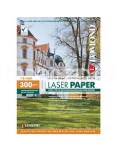 Бумага для лазерной печати (300/А4/150л.) матовая двусторонняя LOMOND 0300743