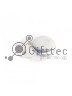 Заготовка для значков круглая d=32 мм (50 шт) 10043