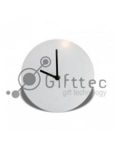 Часы настенные стеклянные d=20см 10502