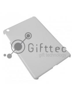 IPad mini - Белый чехол глянцевый пластик (для 3D-машины вакуумной) 10928
