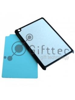 IPad mini - Черный чехол пластиковый (вставка под сублимацию) 10936