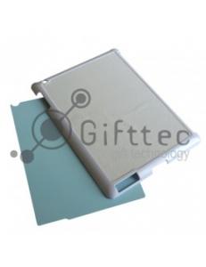 IPad 2/3 - Белый чехол пластиковый (вставка под сублимацию) 10944