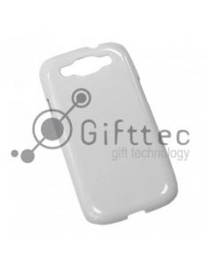 Samsung Galaxy S3 i9300 - Флуоресцентный чехол пластиковый (для 3D-машины вакуумной) 10982