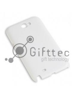 Samsung Note 2 n7100 - Флуоресцентный чехол глянцевый пластик (для 3D-машины вакуумной) 10985