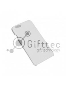 IPhone 6 - Белый чехол матовый пластик (для 3D-машины вакуумной) 11089