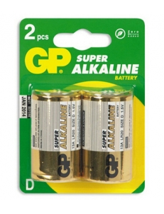 Батарейка GP LR20 Ultra Alkaline 2BL