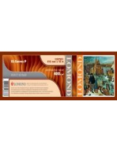 Холст (400г/м 610ммх10мх50,8мм) Natural Canvas Pigment Archive для пигментных чернил LOMOND 1207031