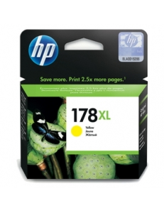 Картридж HP CB325HE №178XL DJ C5383/6383 Yellow CB325HE