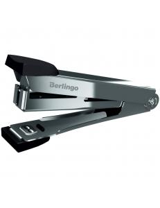 "Степлер №10 металлический на 10л. ""Steel and Style"" черный <DSn_10031> ""Berlingo"" 138275"