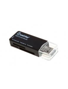 Картридер внеш. SmartBuy все в 1 <SBR-749-K> черный USB 2.0 SBR-749-K