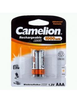 Аккумулятор CAMELION R3/AAA NiMH 1000mAh 2BL