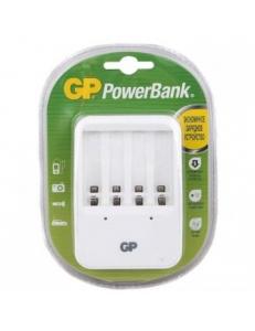 Зарядное устройство GP PB 420GS для 4 аккумуляторов NiMH размера АА/ААА 420GS