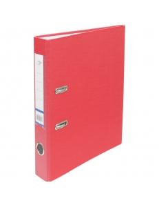 "Регистратор 50мм красный, с карманом на корешке ""OfficeSpace"" 162572"