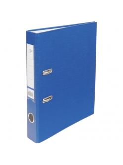 """Регистратор 50мм синий, с карманом на корешке """"OfficeSpace"""" 162573"""