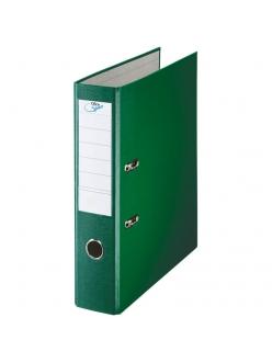 "Регистратор 70мм зеленый, с карманом на корешке ""OfficeSpace"" 162577"