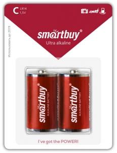 Батарейка SMART BUY LR20 Аlkaline 2BL