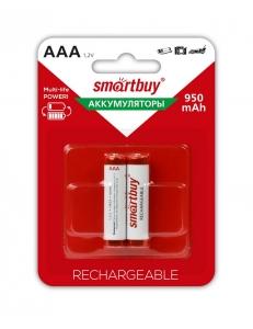 Аккумулятор SMART BUY R3/AAA NiMH  950mAh 2BL