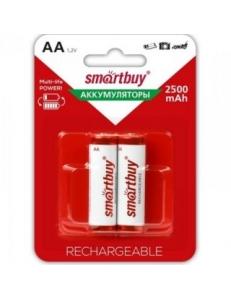 Аккумулятор SMART BUY R6/AA NiMH 2500mAh 2BL
