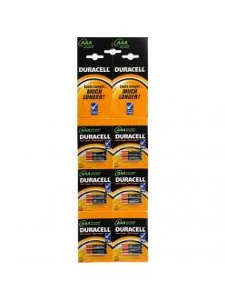 Батарейка DURACELL LR03/AAA 1,5V Аlkaline (уп.2шт.) 12BL