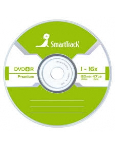 DVD+R SmartTrack 4.7Gb 16x без уп. 2000013830012
