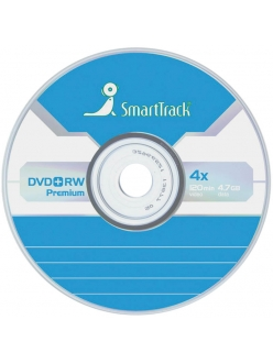 DVD+RW SmartTrack 4.7Gb 4x без.уп. 2000055430010