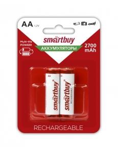 Аккумулятор SMART BUY R6/AA NiMH 2700mAh 2BL