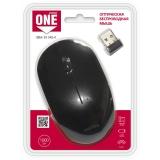 Мышь беспроводная черная <SBM-351AG-K> USB SmartBuy SBM-351AG-K