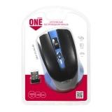 Мышь беспроводная синяя/черная <SBM-352AG-Bk> USB SmartBuy SBM-352AG-Bk