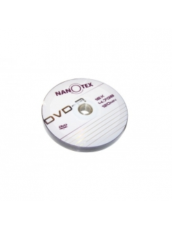 "DVD-R NANOTEX 4.7Gb 16x ""Brand"" в пленке (10шт.)"