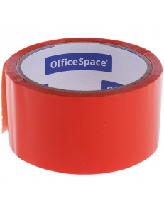 "Скотч 48ммх40м 45мкм оранжевый <КЛ_6289> ""OfficeSpace"" 212006"