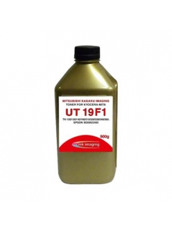 Тонер KYOCERA Universal Type UT 19F1A (фл.900) Gold ATM MITSUBISHI 3508450000