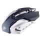 Мышь игровая проводная черная 6кноп.+ колесо <PF-1709-GM> USB PERFEO PF-1709-GM