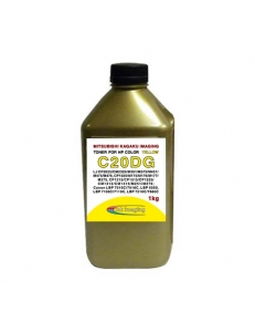 Тонер HP Color LJ CP2025/M351/CP1215/LBP7100 Универсал typeC20DG Yellow (1кг) Chemical Gold ATM 2621830000