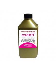 Тонер HP Color LJ CP2025/M351/CP1215/LBP7100 Универсал typeC20DG Magenta (1кг) Chemical Gold ATM 2621820000