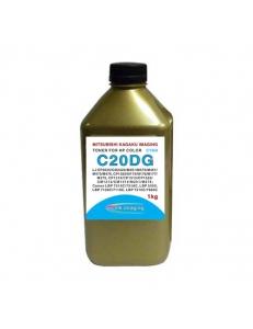Тонер HP Color LJ CP2025/M351/CP1215/LBP7100 Универсал typeC20DG Cyan (1кг) Chemical Gold ATM 2621810000