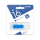 Флэш-карта 16Gb USB 3.0 Diamond cиняя SmartBuy