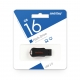 Флэш-карта 16Gb USB 2.0 UNIT Black Mini брелок SmartBuy