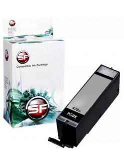 Картридж Canon PGI-470XL PIXMA TS5040/6040/8040/9040/MG5740/6840/7740 (23.5ml) Black SuperFine SF-PGI470XLBk