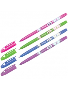 """Ручка шариковая """"BERLINGO Blitz"""" (0,7мм) синяя <CBp_70832> 223694"""