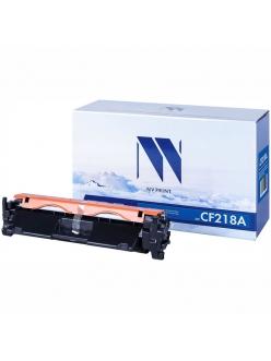 Картридж HP CF218A LJ Pro M104/M132 (1,4K) ЧИП NVPrint NV-CF218A