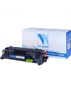 Картридж HP CE505A/CF280A LJ Pro400/M401/P2050/2055 (2.7K) NVPrint NV-CF280A/CE505A