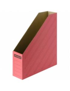 """Накопитель архивный А4 ширина 75мм (микрогофрокартон) Красный """"OfficeSpace"""" 225416"""