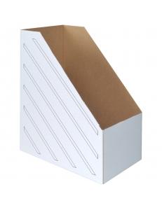 "Накопитель архивный А4 ширина 150мм (микрогофрокартон) Белый ""OfficeSpace"" 225422"