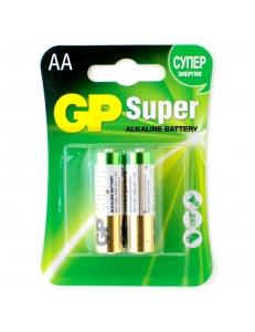 Батарейка GP LR06/AA Super Аlkaline 2BL (20)
