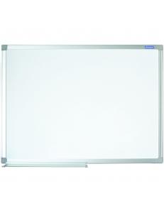 """Доска белая офисная  450х600мм (магнитно-маркерная) алюминиевая рамка, полочка <WBS_9306> """"Спейс"""" 228155"""